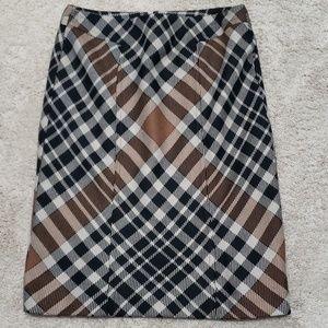 Ann Klein Fall Skirt